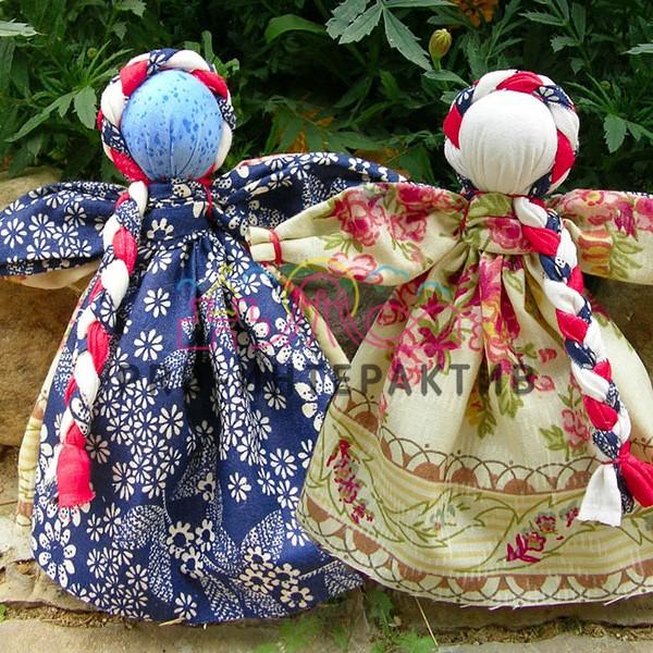 кукла из ткани, кукла-оберег, оберег из ткани