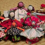 кукла из ткани, оберег из ткани, оберег ручной работы