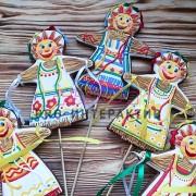 имбирное печение, художественная роспись пряников, пряничный домик, глазурь ручной работы