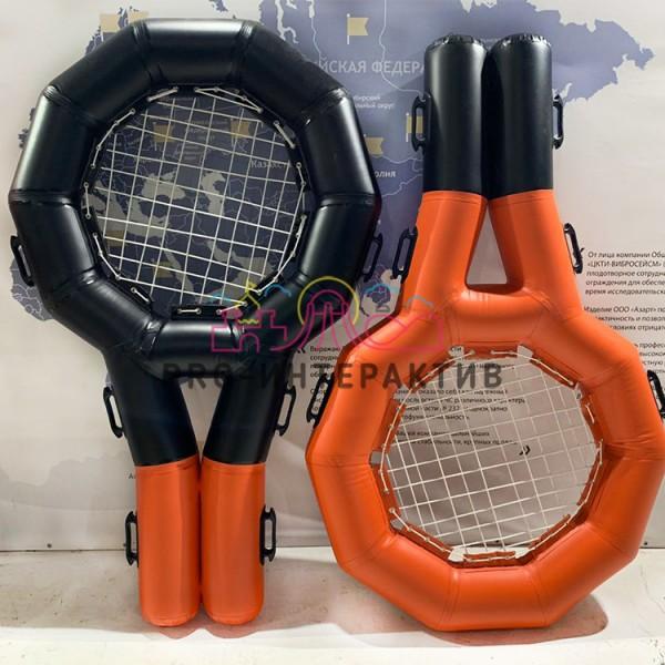 Надувной теннис на мероприятие