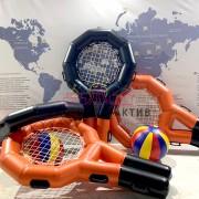 Надувной теннис на ваш тимбилдинг