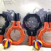 Большой надувной теннис в аренду
