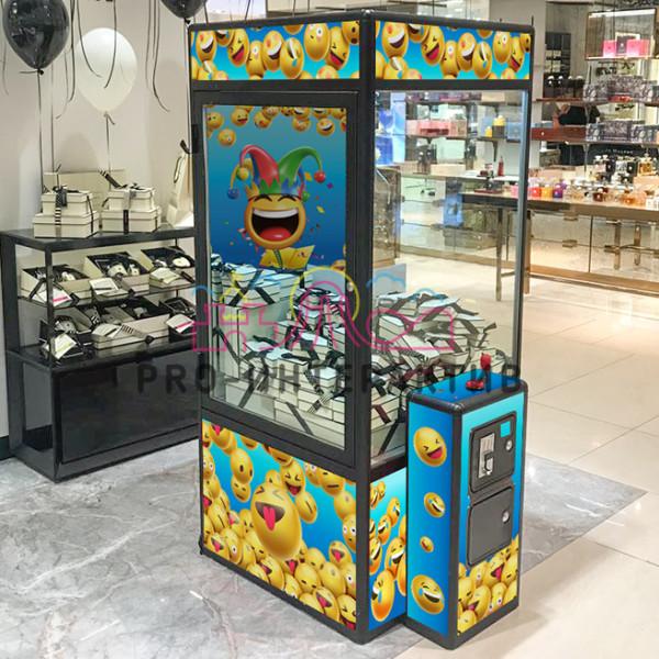 Автомат с игрушками Смайлик