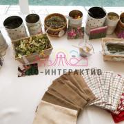 Создание чайного купажа