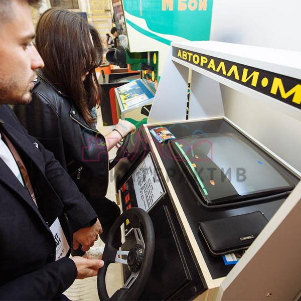 Игровые автоматы СССР на праздник