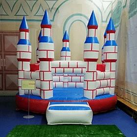 Батуты замок для детей
