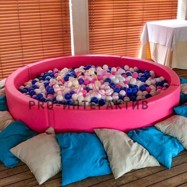 Мягкий сухой бассейн для детей