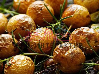 Картофель отварной Бэби