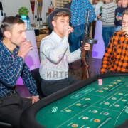Вкусное фан-казино на праздник