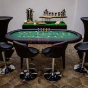 Организация чайного казино на празднике