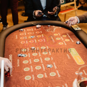 Фан-казино с кейтерингом