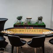 Стол для сырного казино