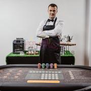 Организация кофейного казино на мероприятии
