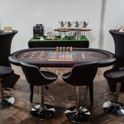 Кофейное казино на празднике