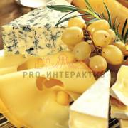 Набор сыров на мероприятии