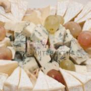 Сырная тарелка для фан-казино