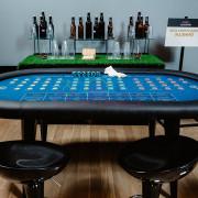 Стол для безалкогольного казино