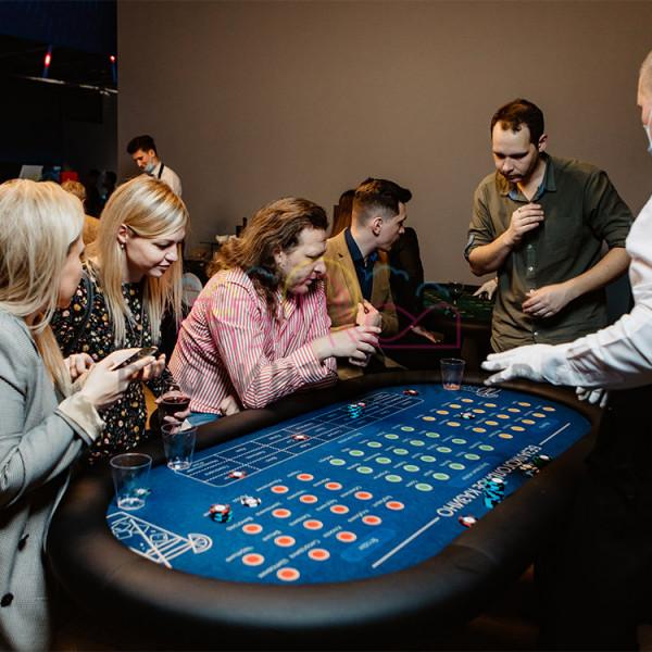 Столы для фан-казино