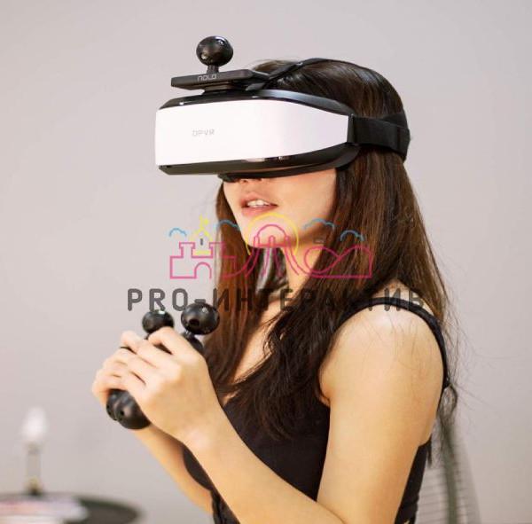 Организация онлайн праздника с VR играми