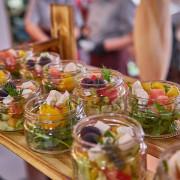 Салатные блюда
