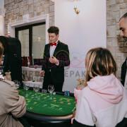 Организация дегустации игристых вин