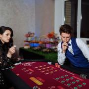 Вкусное казино на празднике
