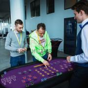 Фан-казино с настойками